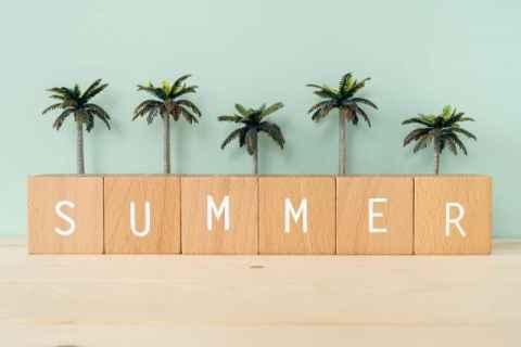 夏季の休業日のご案内